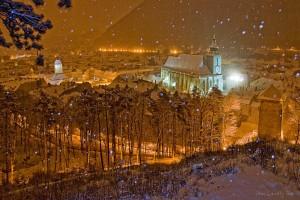 Old Town of Brasov | Kronstädter Altstadt im Winter | Brasovul vechi iarna 4